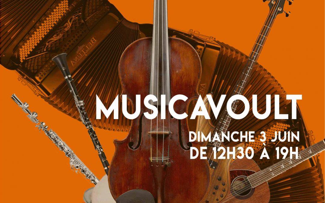 MUSICAVOULT
