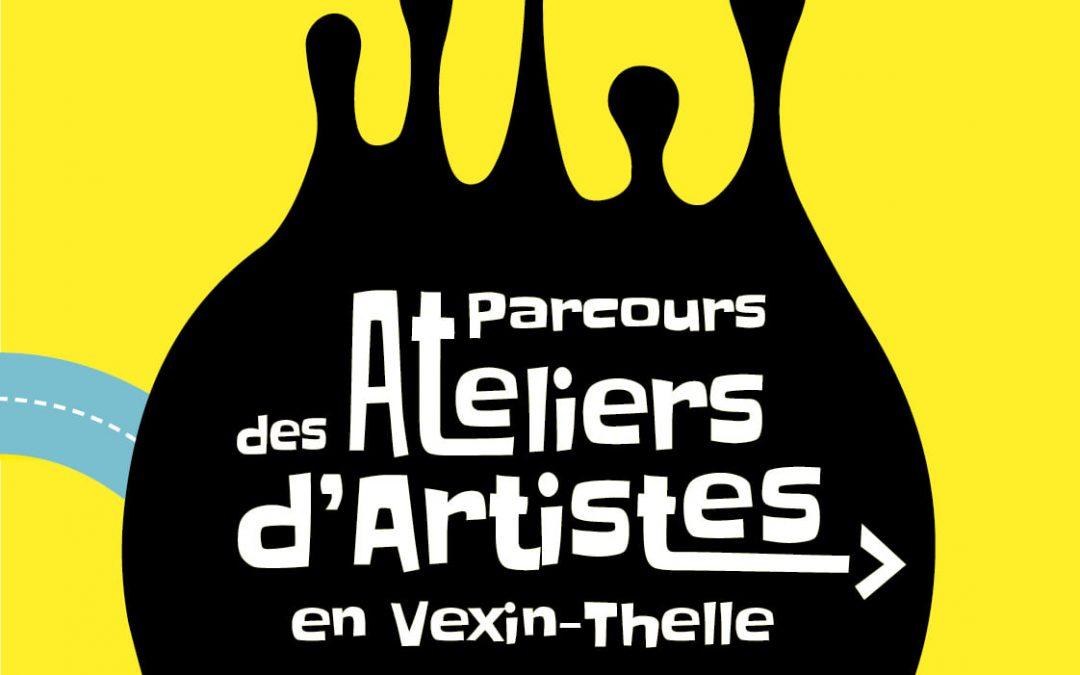 Parcours de Ateliers d'artistes en Vexin-Thelle