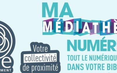 Médiathèque numérique de l'Oise
