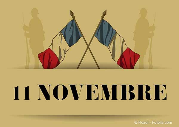 CÉRÉMONIE DU 11 NOVEMBRE 2019