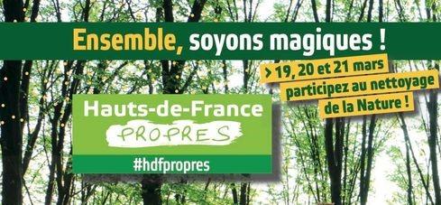 Hauts-de-France propres