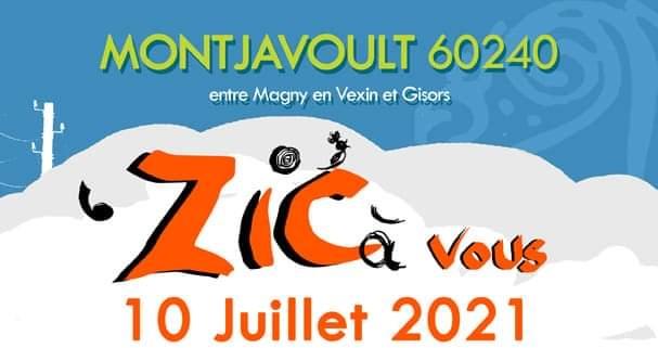 """Festivités : 'ZICàVous organisé par l'association Montjovicienne """"Le Bonheur dans le pré"""" ce samedi 10 juillet."""