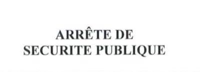 Des travaux auront lieu 11 rue de la Garenne hameau du Marais à partir du 18 août pendant 10 jours. La circulation sera limitée à 30km/h sur cette rue.