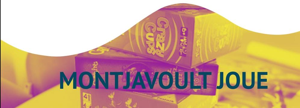Voici les prochaines dates des SOIREES JEUX organisées par l'association MONTJAVOULT JOUE