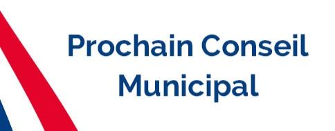 Convocation conseil municipal du 8 octobre 2021 à 20h